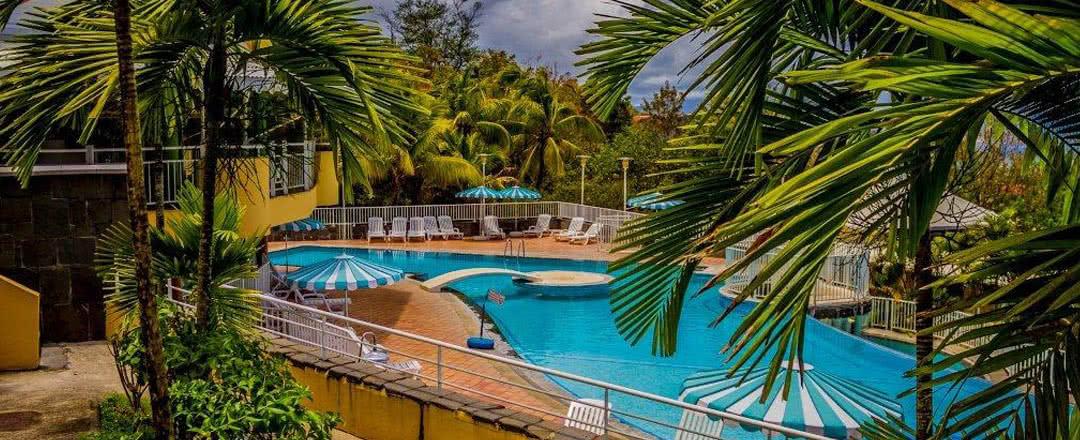Martinique  Résidence La Goelette