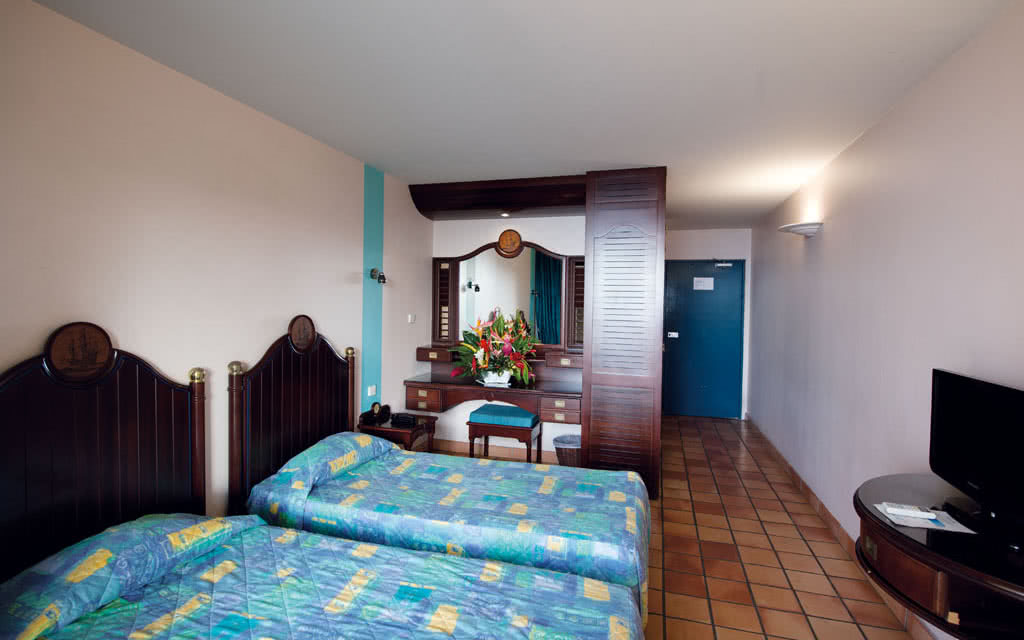 Martinique chambre hotel goelette Résidence La Goelette
