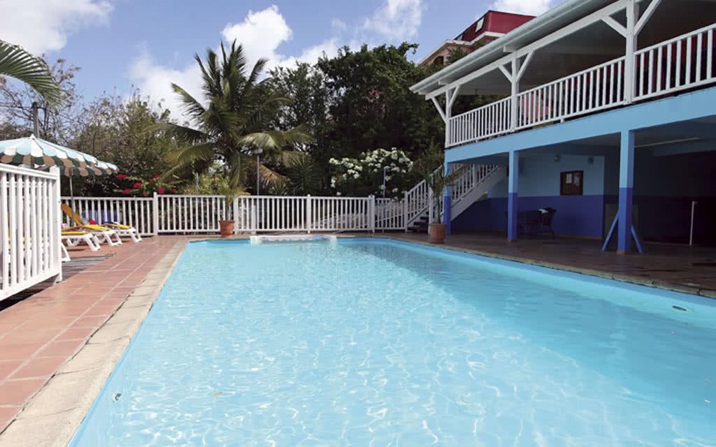 Hotel Pas Cher Martinique Sud