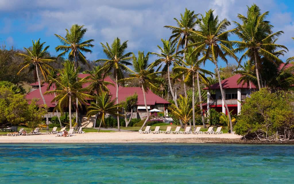 Sainte-Lucie & Martinique : Hôtels Cap Est Lagoon & Spa + St Lucian By Rex  3 *