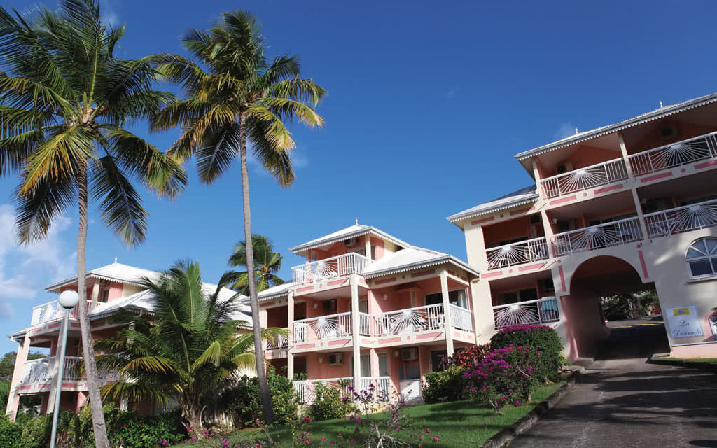 Residence Hoteliere Diamant Beach  Martinique Avec Voyages