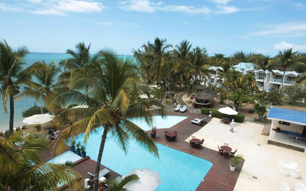 hotel coral azur beach resort 3   maurice  ile maurice