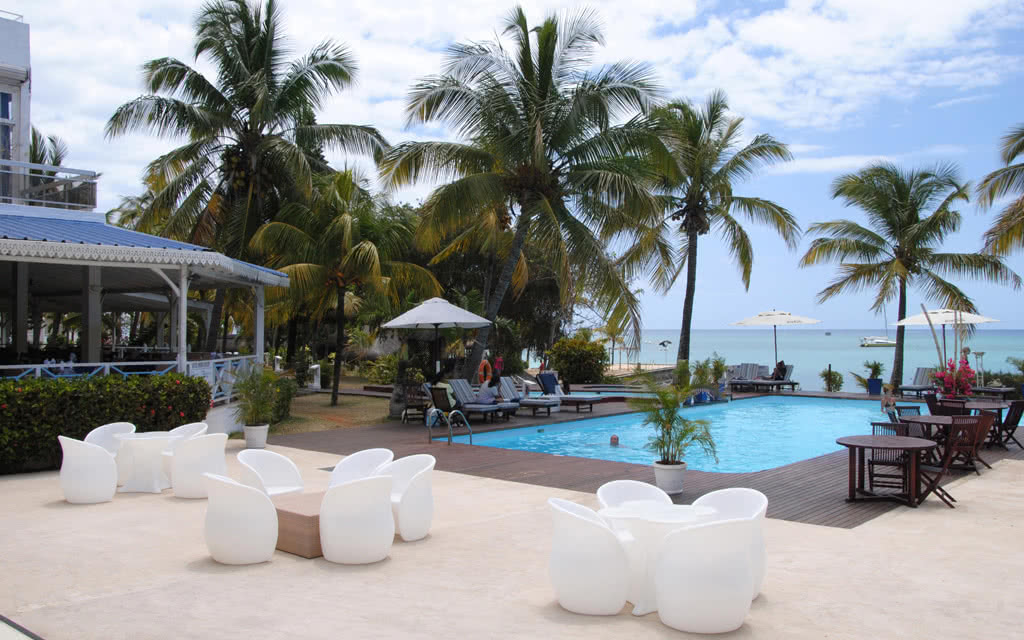 hotel coral azur beach resort 3 maurice avec voyages leclerc exotismes ref 16578 juillet. Black Bedroom Furniture Sets. Home Design Ideas