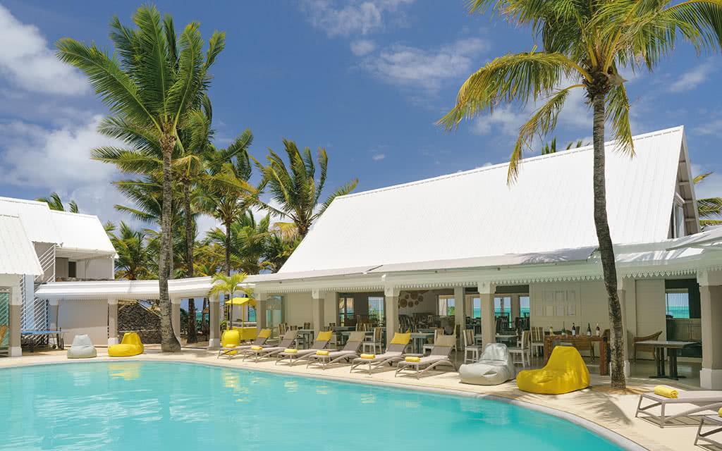 Maurice - Hôtel Tropical Attitude 3*