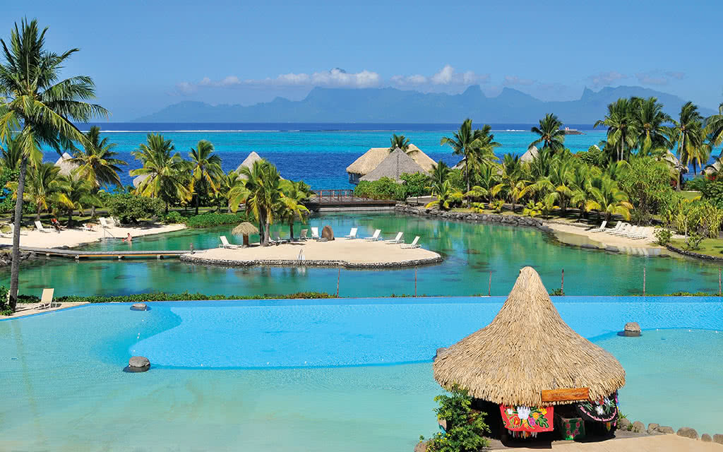 Hôtel InterContinental Tahiti Resort & Spa 4*