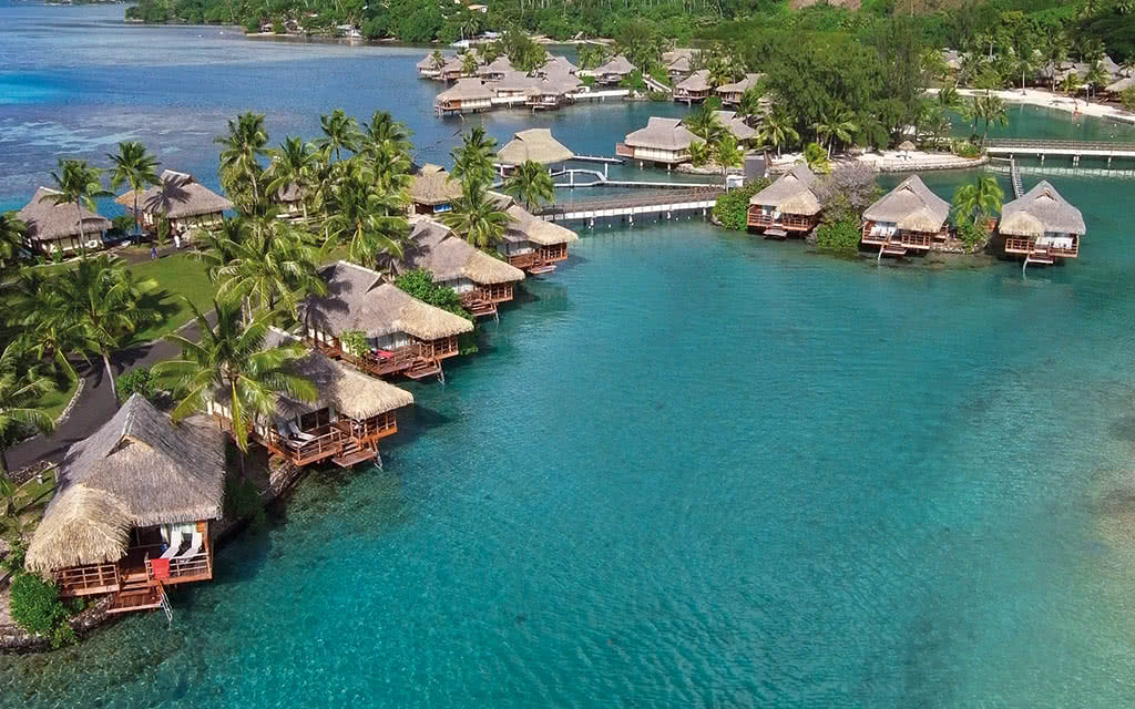 Semaine de reve Tahiti & Moorea - Hôtel Intercontinental Moorea ****