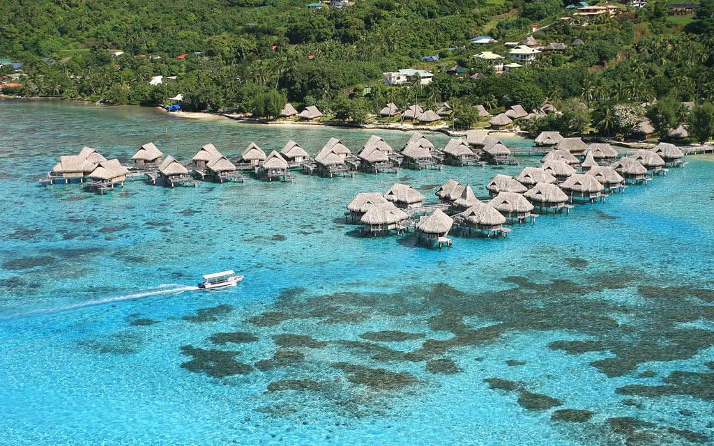 Combiné Maeva 4 îles - Pearl - Sofitel - 12 Nuits ****