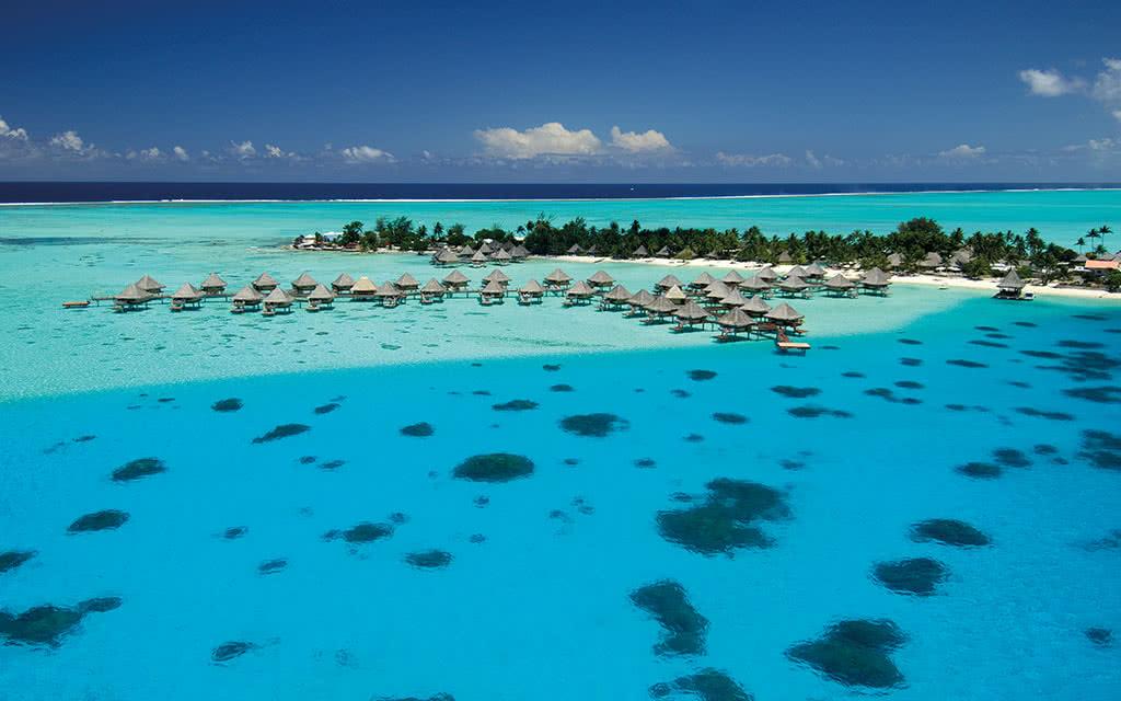 Combiné 3 îles Polynésie INTERCONTINENTAL 09 Nuits : Tahiti + Moorea + Bora Bora - Offre spéciale Noces ****
