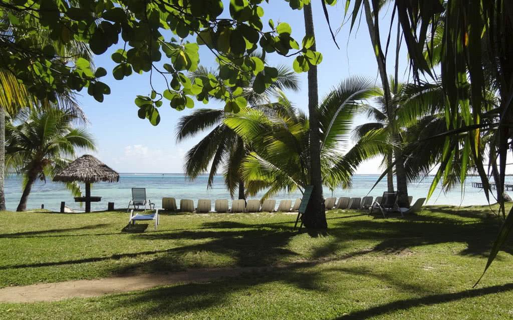 Semaine de rêve Tahiti & Moorea -Hôtels Les Tipaniers