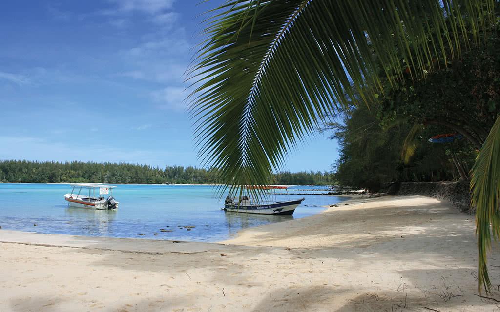 Polynésie Française - Tahiti - Combiné d'îles Royal Polynésie