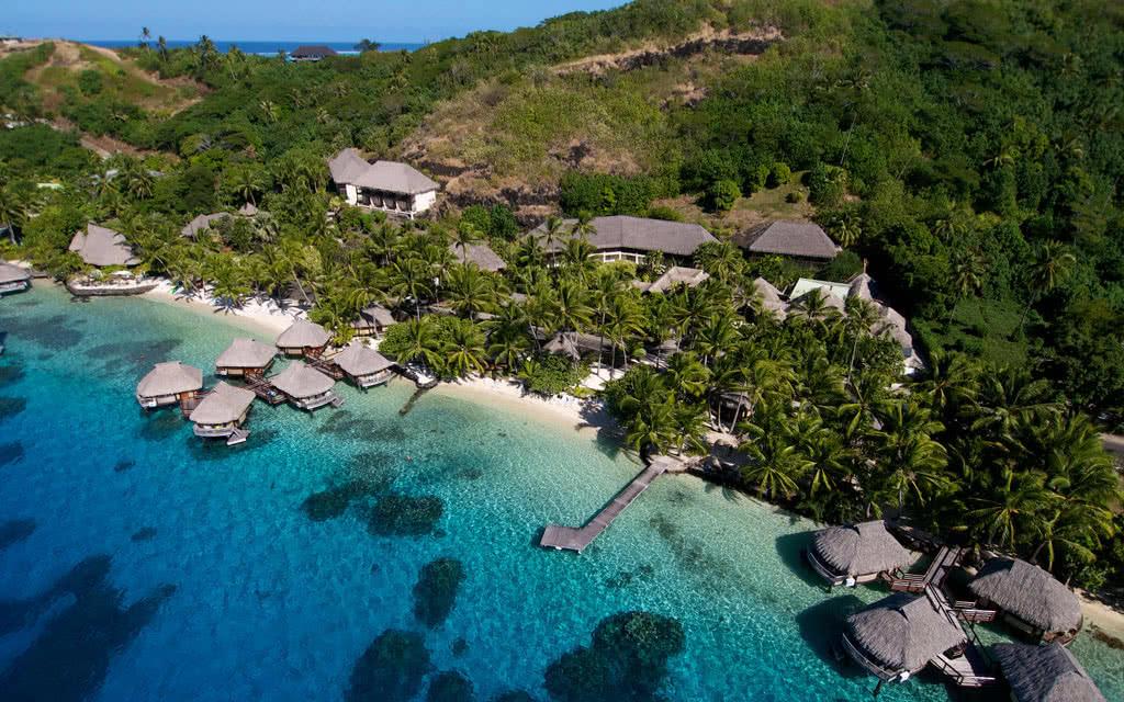Combiné 4 îles Polynésie MAITAI 12 Nuits : Tahiti + Moorea + Huahine + Bora Bora ***