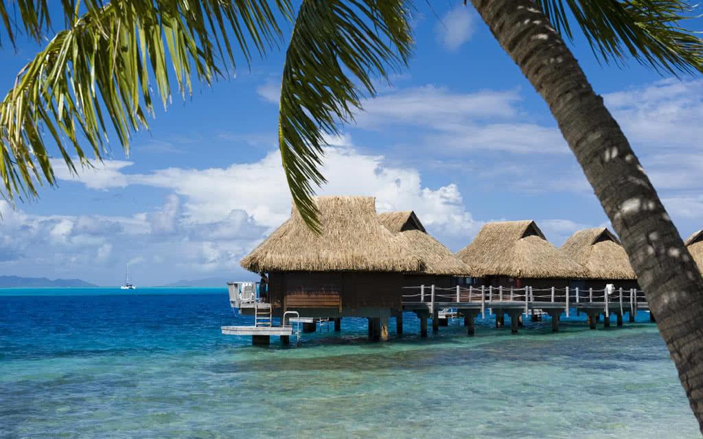 Polynésie Française - Tahiti - Combiné 3 îles Polynésie Maitai: Tahiti, Moorea et Bora Bora 4*
