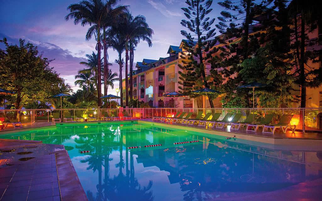 Guadeloupe - Hôtel Canella Beach 3*