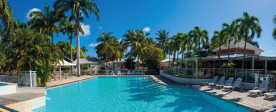 Guadeloupe - Hôtel et Résidence Le Golf Village 3*