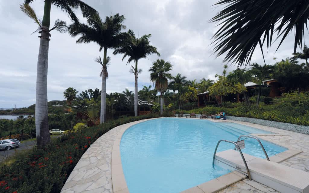 Guadeloupe - Hôtel Au Ti Sucrier