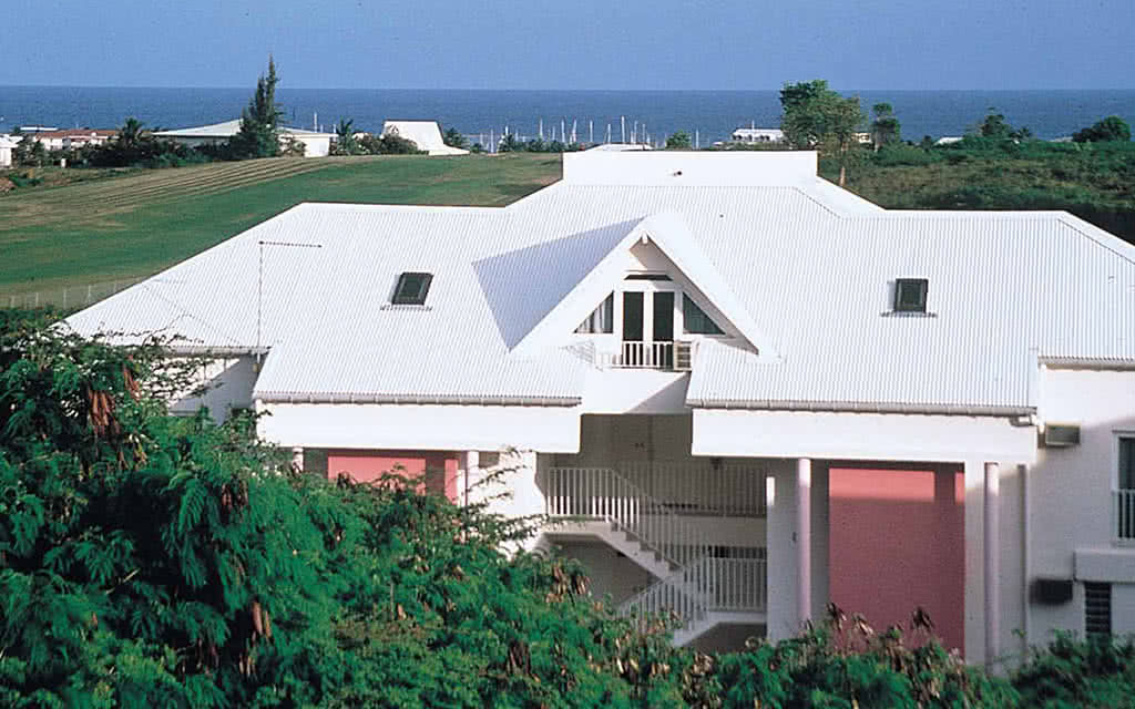 Guadeloupe - Résidence Le Vallon