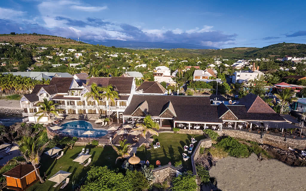 Réunion - Hôtel Boucan Canot 4*