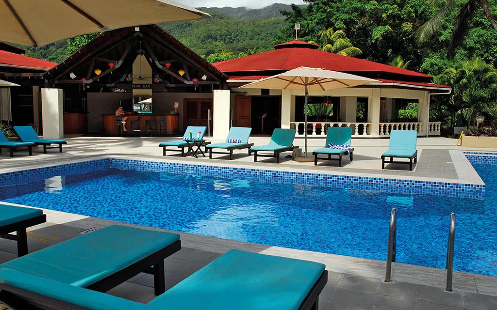 Hôtel Berjaya Beau Vallon Bay **