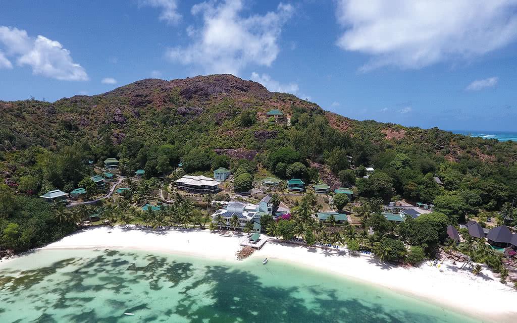 COMBINÉ 2 ILES : PRASLIN + MAHÉ lArchipel + Carana Beach Hotel 07 nuits 4 *