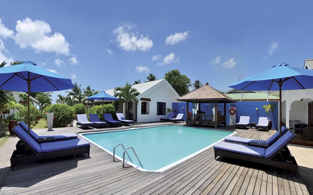 Mahé & Praslin : LHabitation Cerf Island + Villas de Mer  3 *