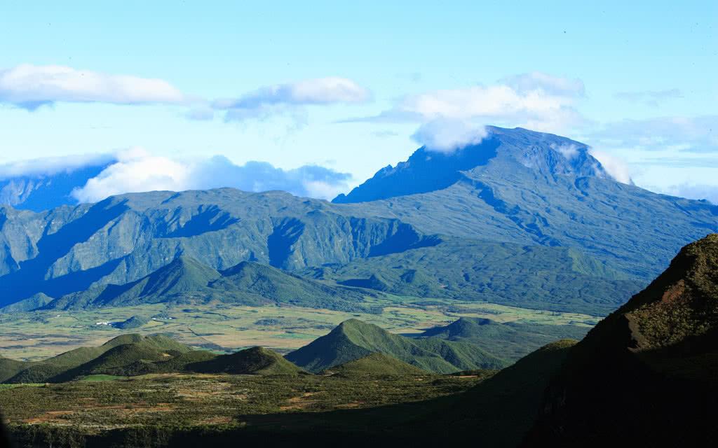 Sud Sauvage Ile de la Réunion