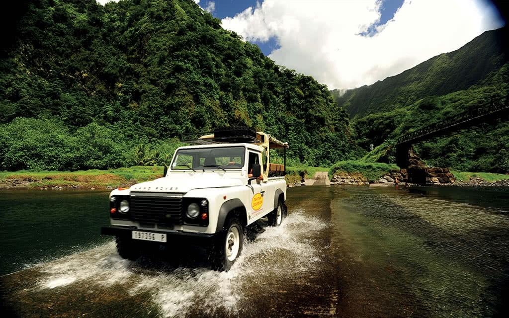 Package Maeva - Excursions Tahiti, Moorea, Bora Bora