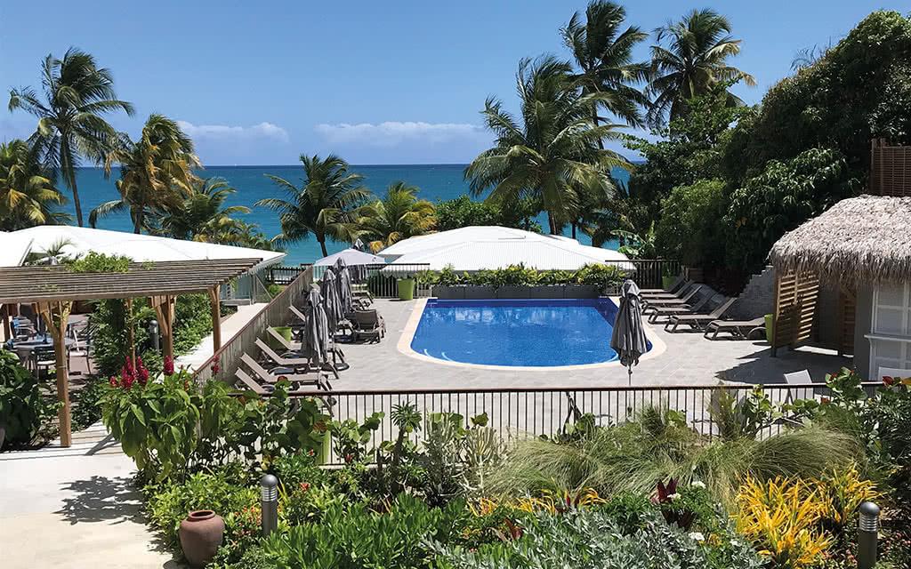 Séjour Martinique - Hôtel Diamant Les Bains ****