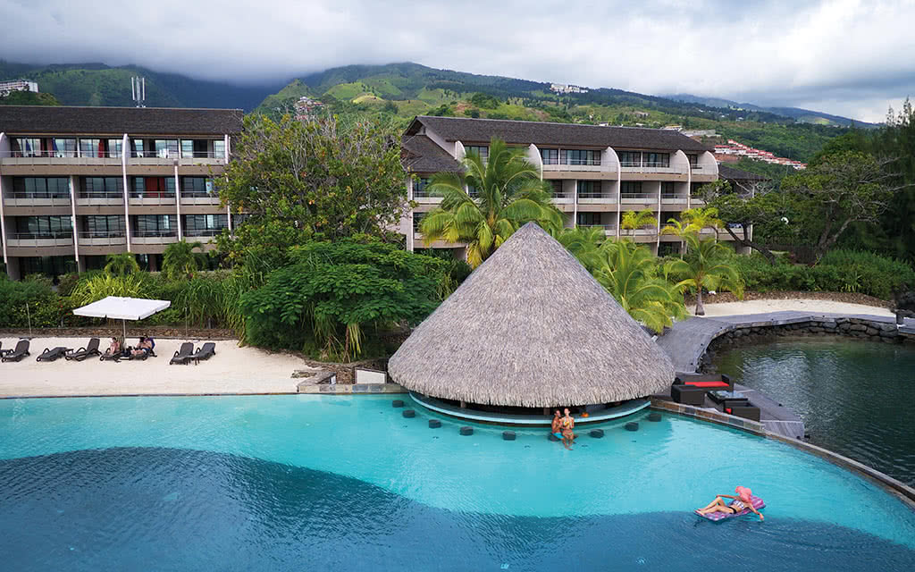Hôtel Manava Suite Resort Tahiti ****