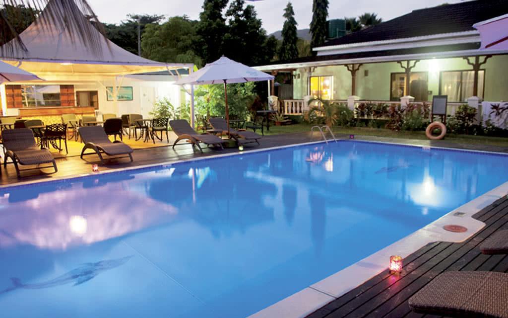 Hôtel Le Relax Beach Resort 3*