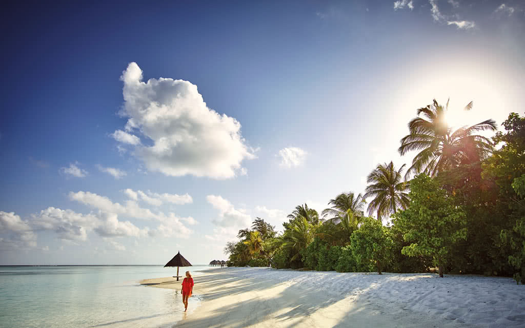 LUX South Ari Atoll ***** - voyage  - sejour