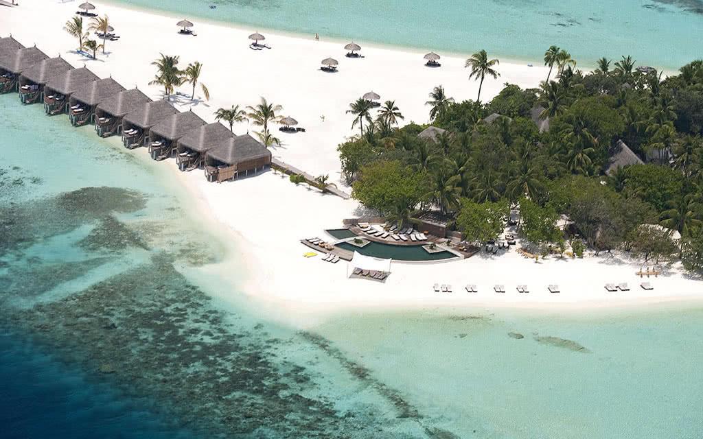 Hôtel Constance Moofushi Maldives *****