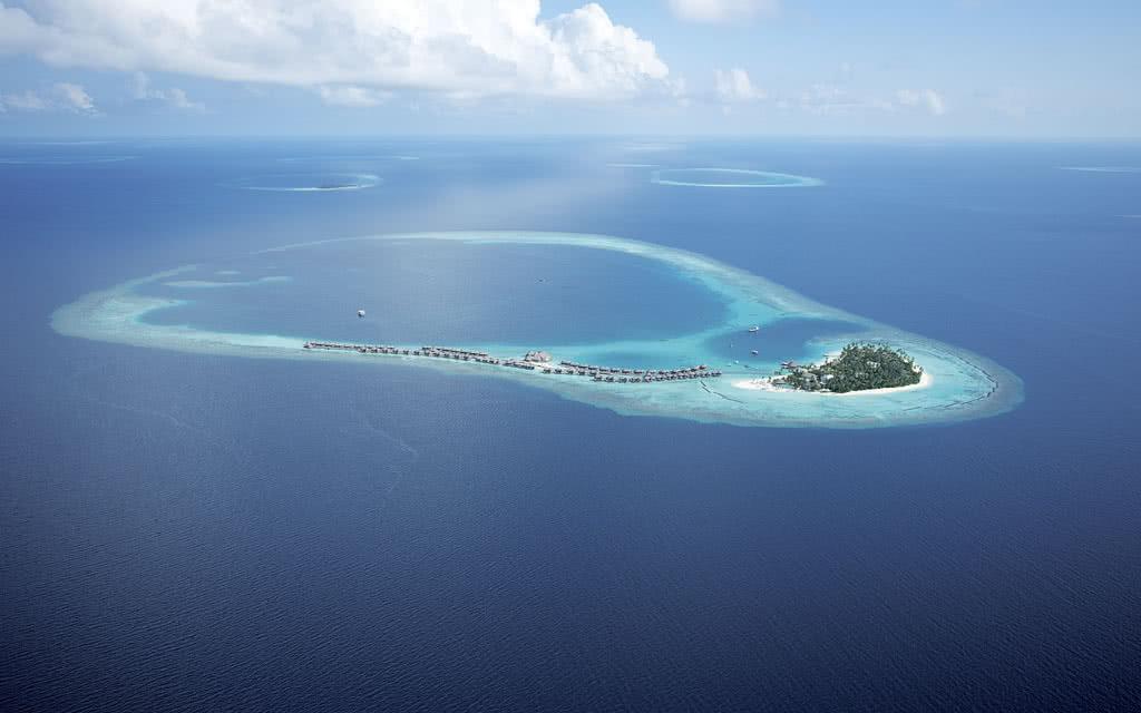 Hôtel Constance Halaveli Maldives *****