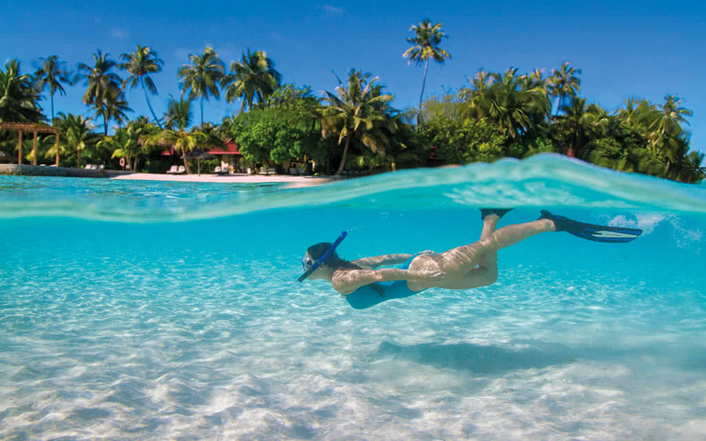 16 kurumba snorkelling