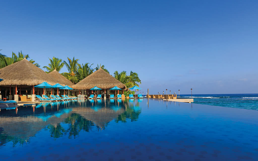 Hôtel Anantara Veli Resort & Spa 5*-  spéciale Noces - voyage  - sejour