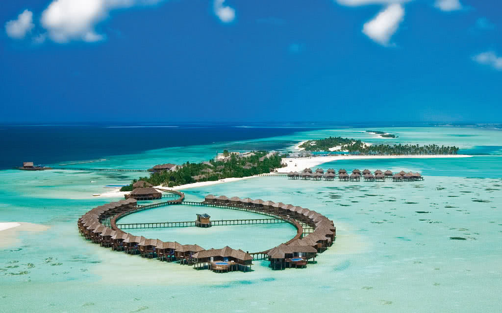 Hôtel Olhuveli Beach & Spa Resort 4* - 1