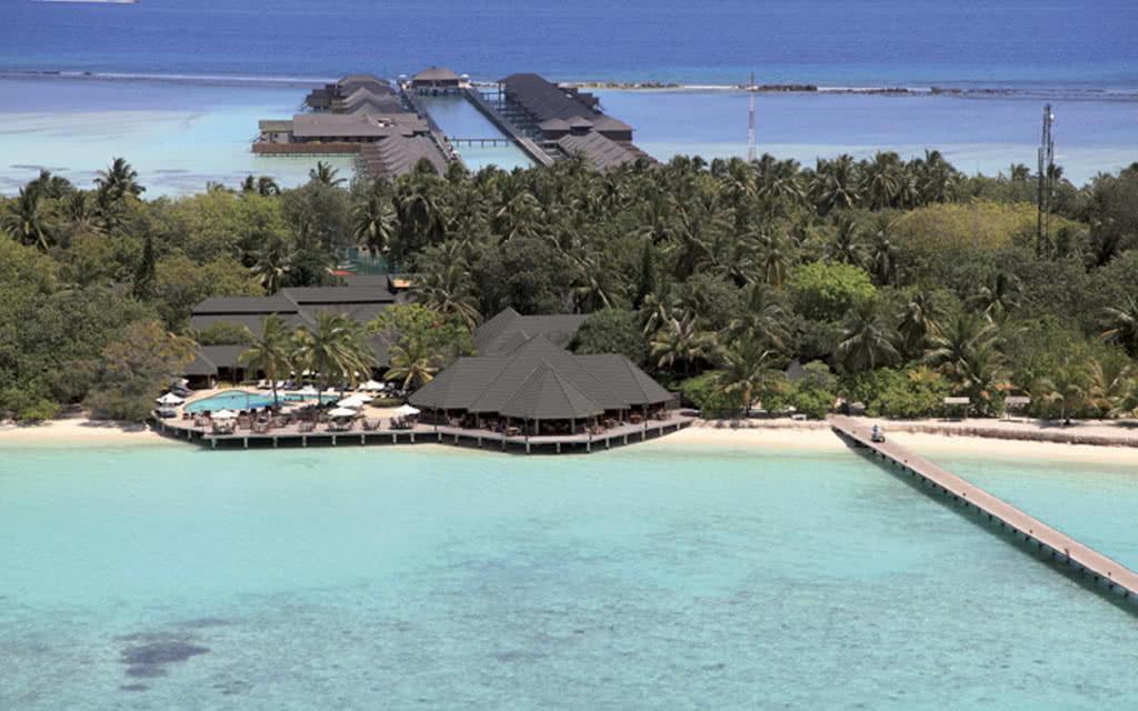 Hôtel Paradise Island Villas *****
