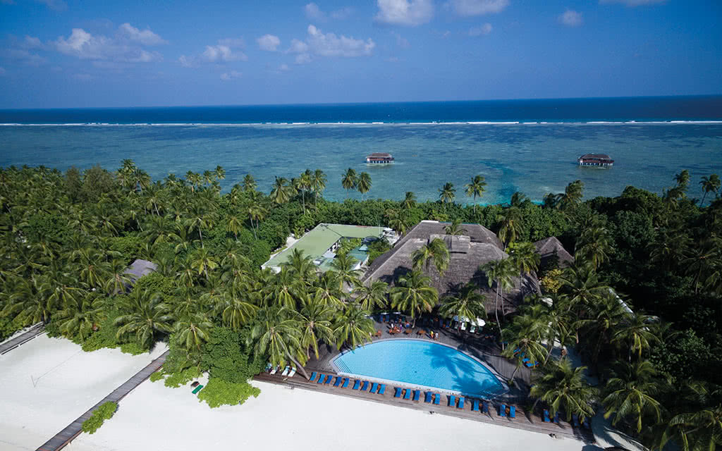 Medhufushi Island Resort - Offre spéciale Noces ***