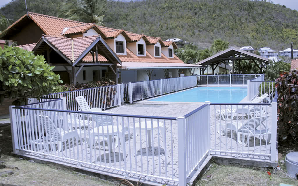 Martinique  Hôtel L' Anse Bleue