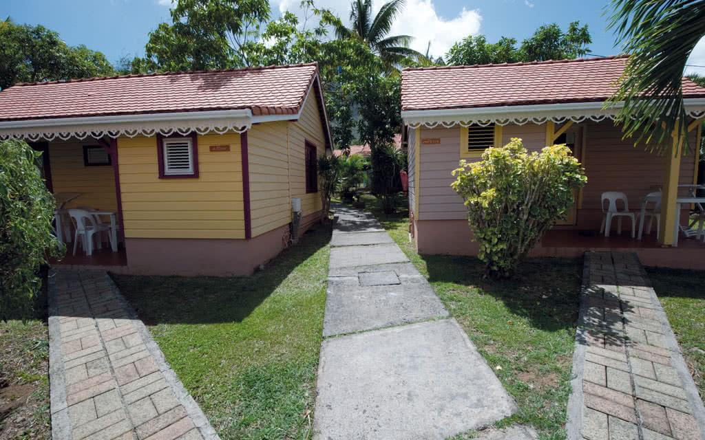 Martinique bungalow l'anse bleue Hôtel L' Anse Bleue