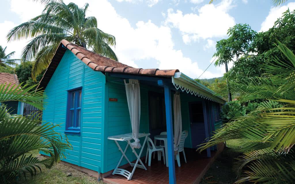 Martinique bungalow Hôtel l'anse bleue Hôtel L' Anse Bleue