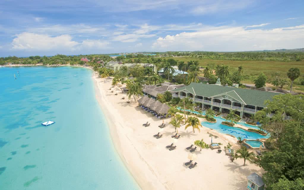 Hôtel Negril Beach Resort et Spa 5*