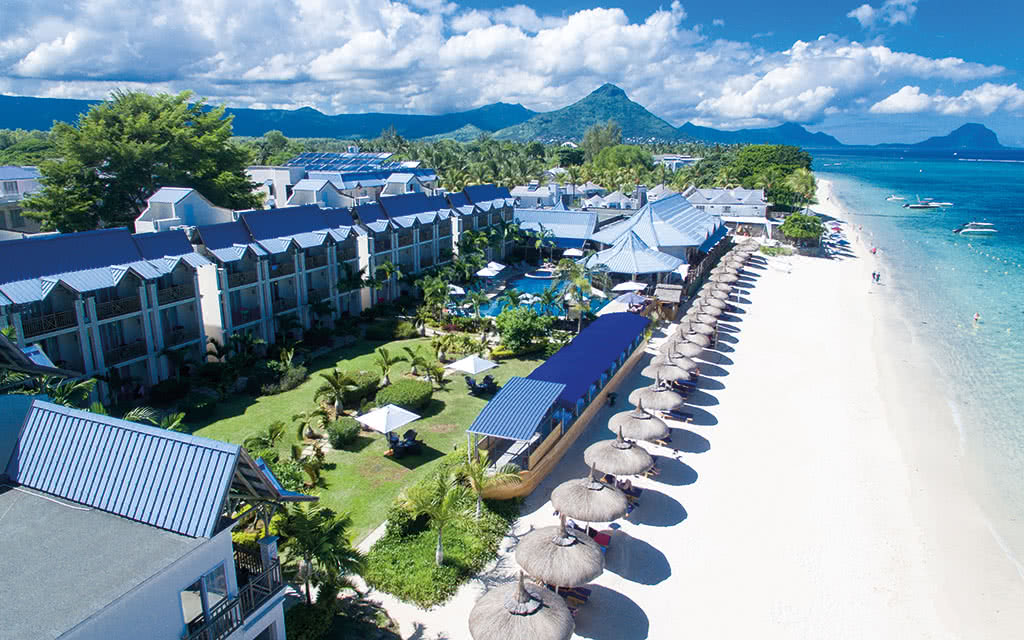Hôtel Pearle Beach ****