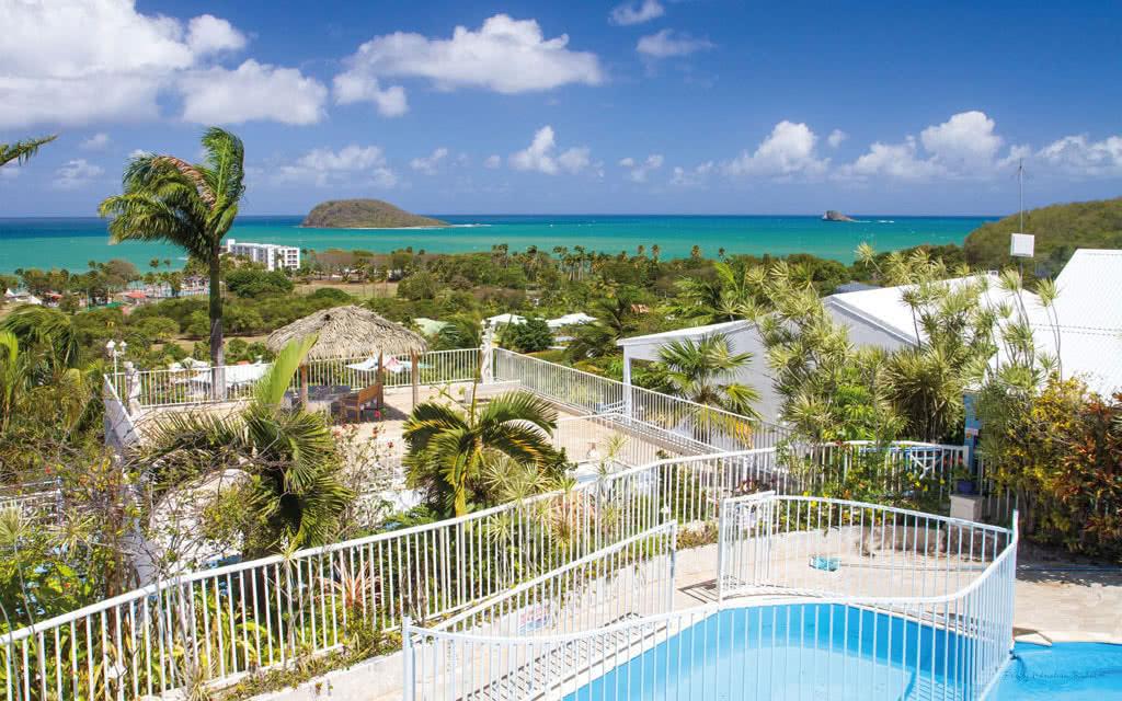 Residence Caraibes Bonheur - voyage  - sejour