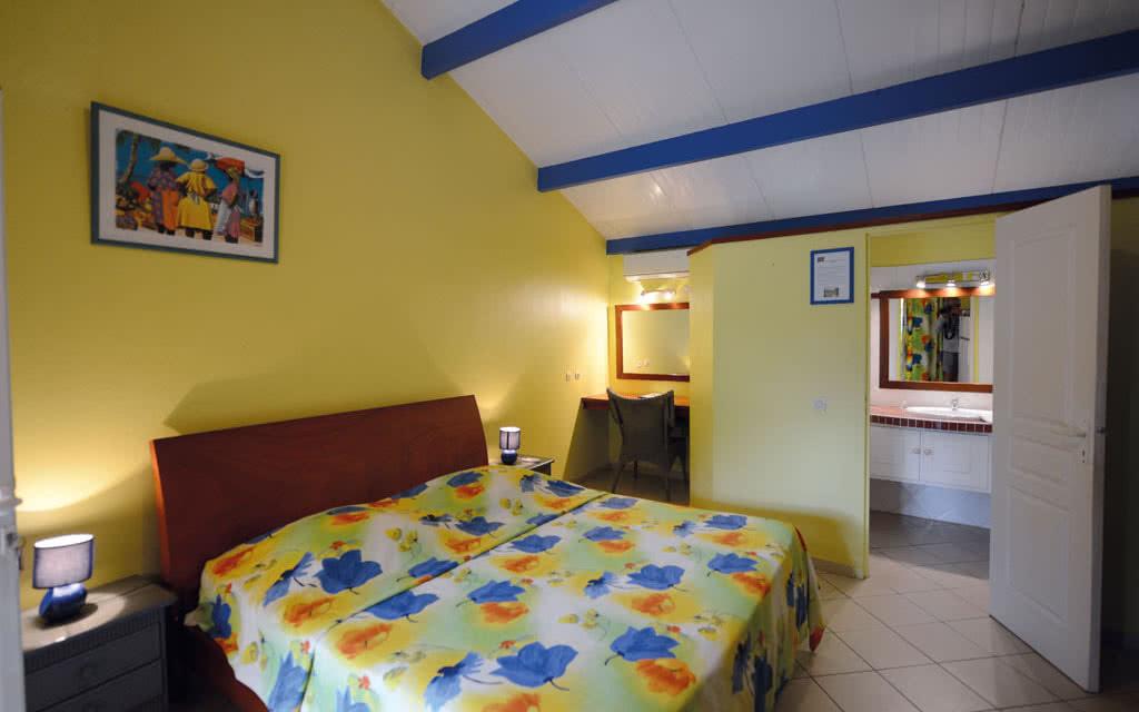 Guadeloupe - Résidence Hôtelière Fleur des Iles 2*