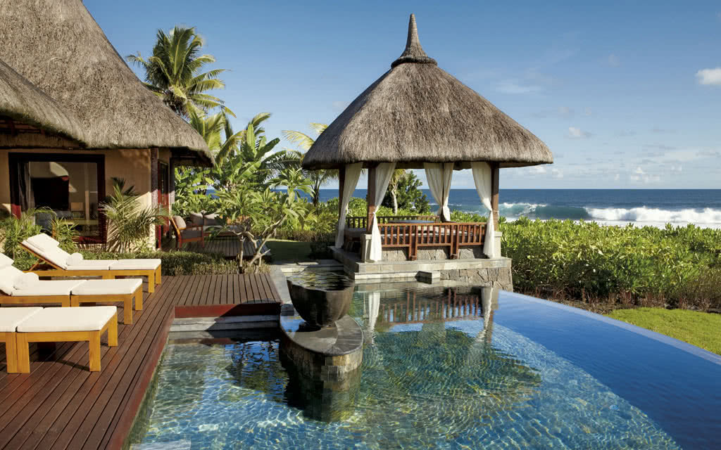 Shanti Maurice Resort & Spa *****