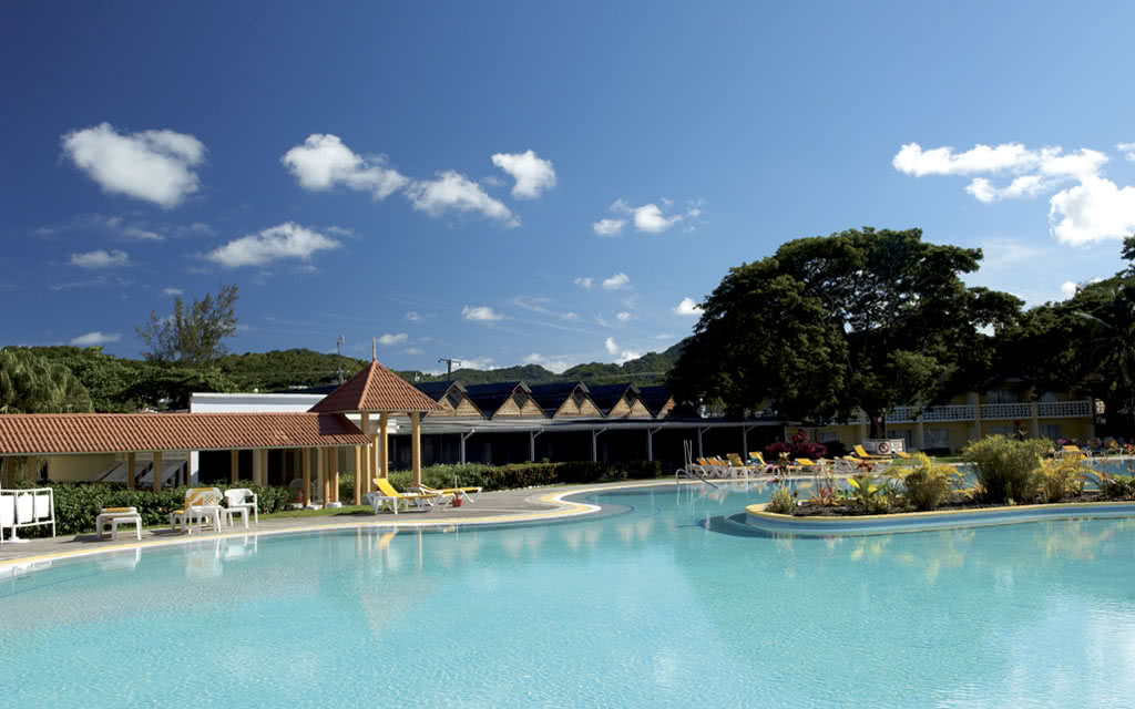 Martinique & Sainte-Lucie - Karibéa Amyris + St Lucian By Rex Resort  3 *