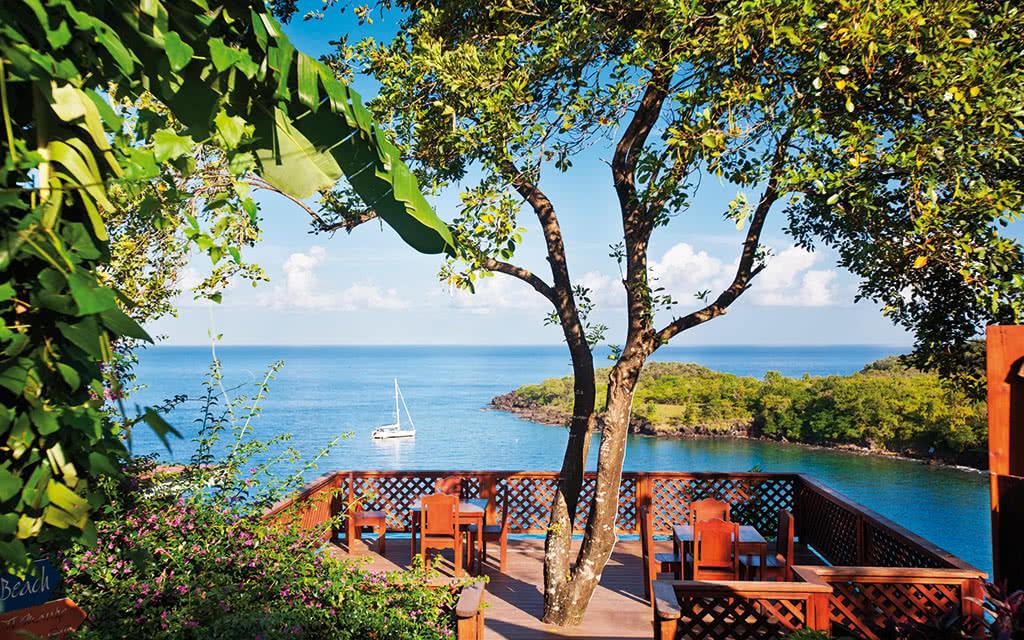 Sainte Lucie - Hôtel Ti Kaye Resort & Spa 4*