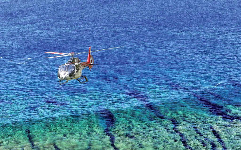 Survol en Hélicoptère : Excellence