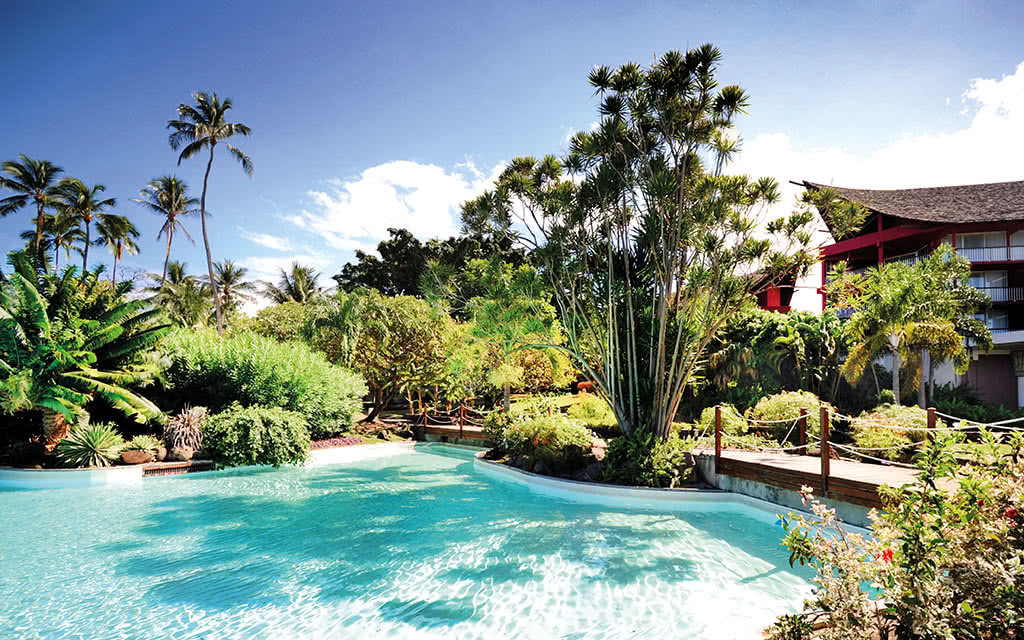 Polynésie Française - Tahiti - Hôtel Le Méridien Tahiti 4*