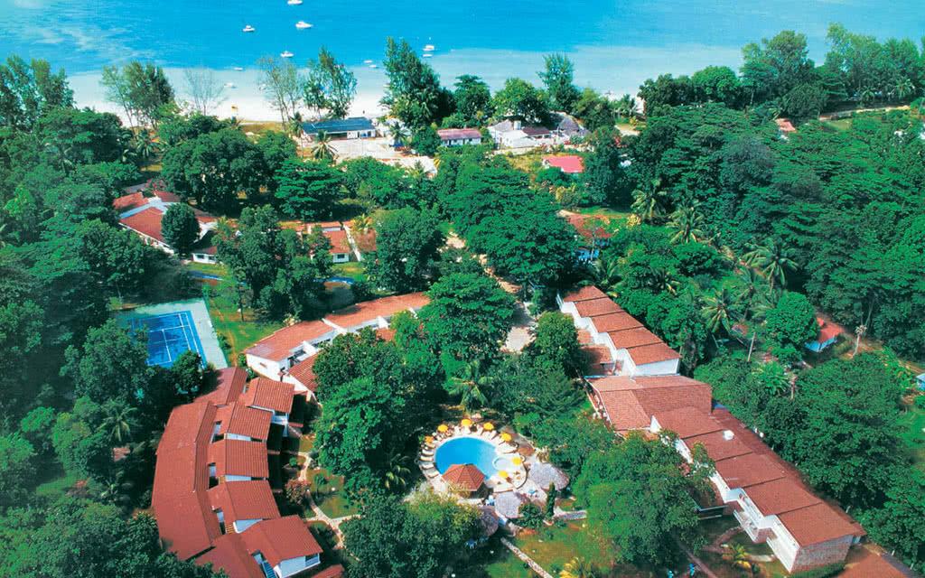 Hôtel Berjaya Praslin **